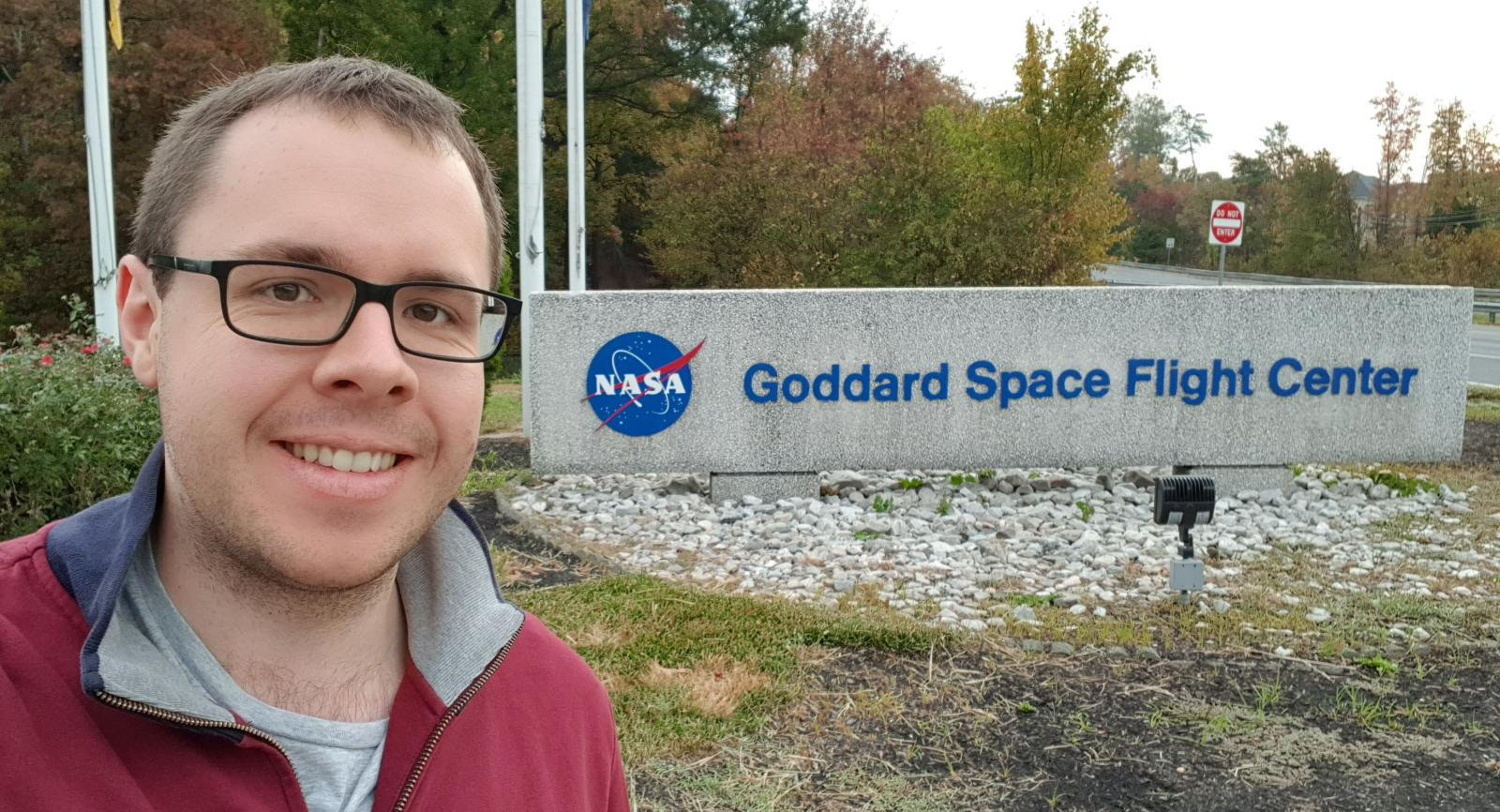 Visit of NVI group at NASA Goddard Space Flight Center