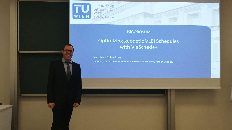 PhD Defense Matthias Schartner