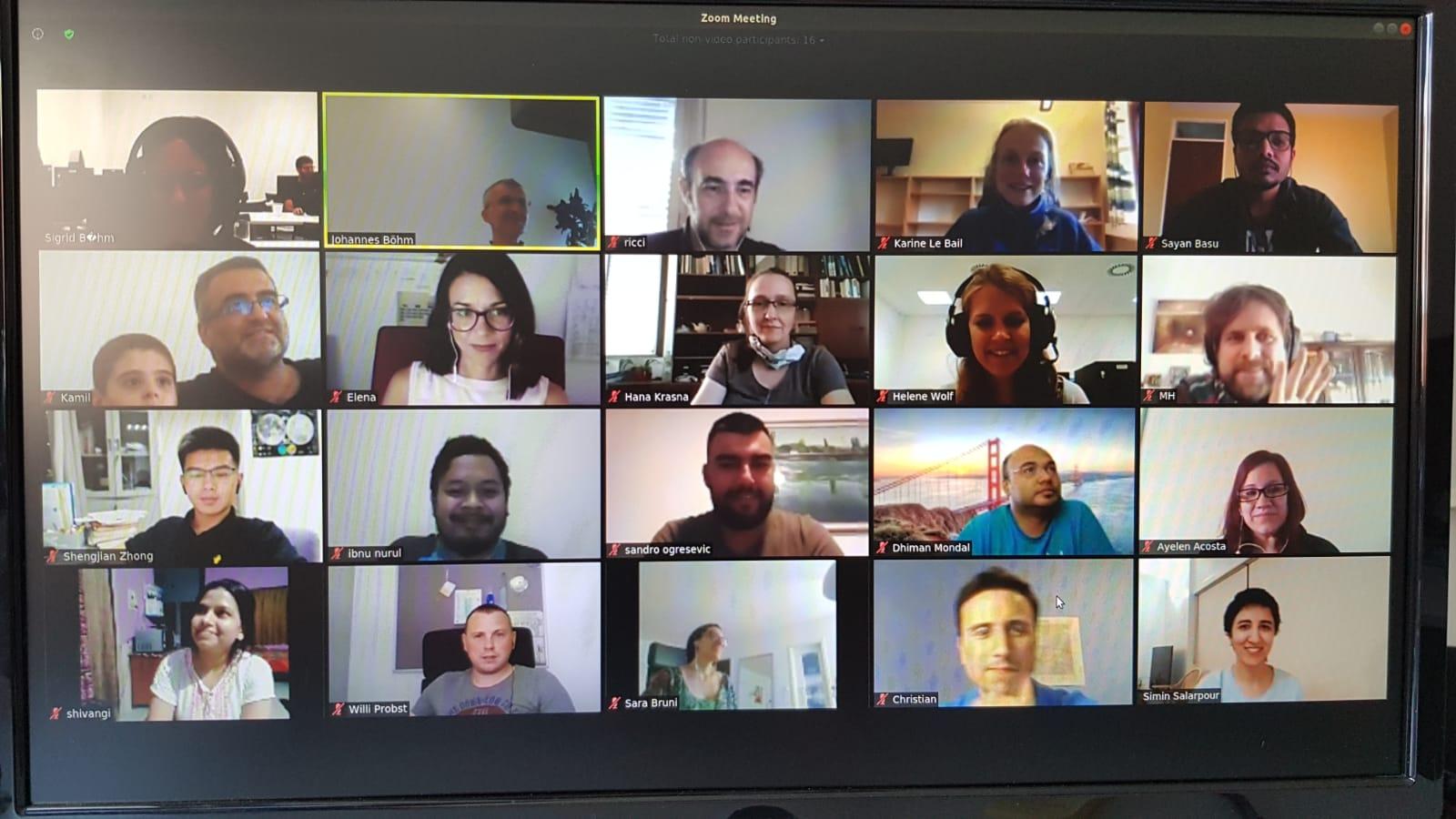 VieVS Days 2020 held as Webinar